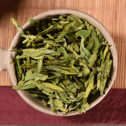 Premium Grade Dragon Well Tea From Hangzhou * Long Jing Tea