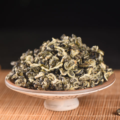 Wu Liang High Mountain Bi Luo Chun Green Tea