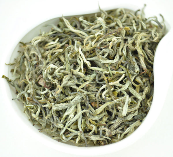 Moonlight Pavilion Pure Bud Bi Luo Chun White Tea * Spring 2018