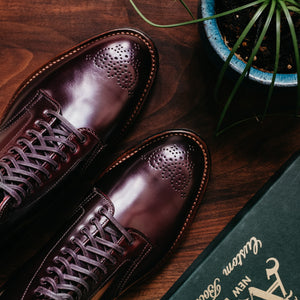 Alden x Brogue Fresco Boot
