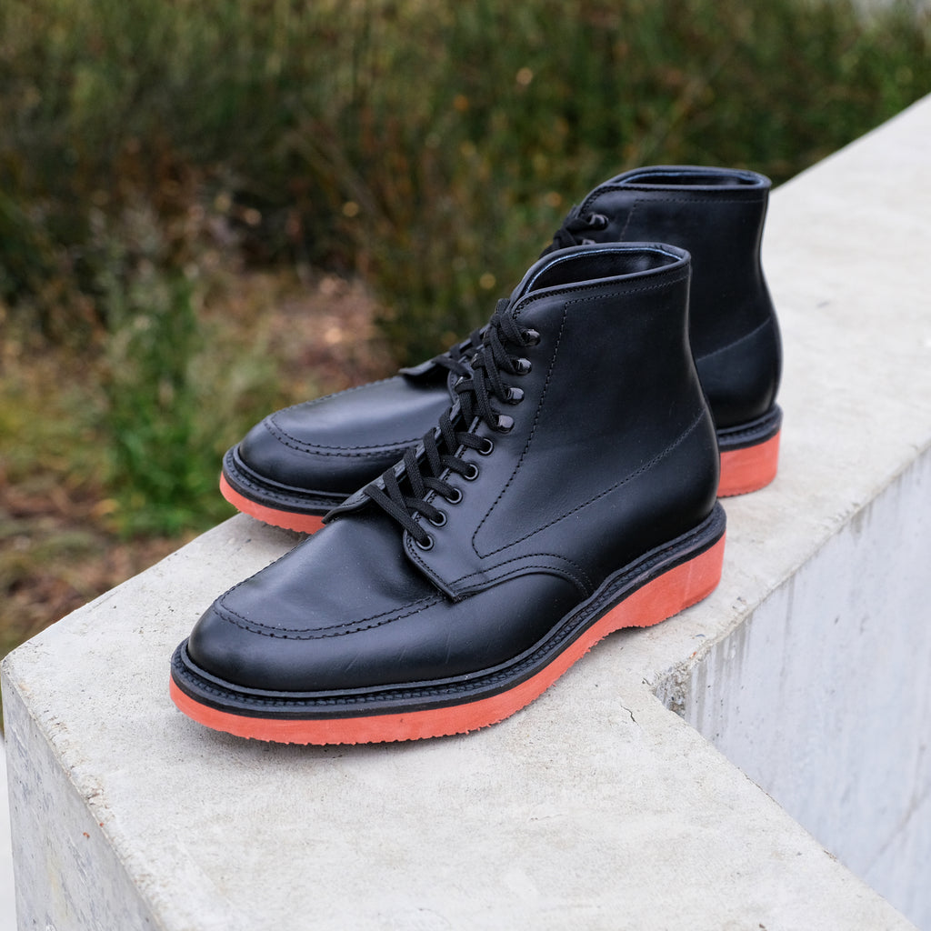Alden x Brogue Buffalo Indy Boot