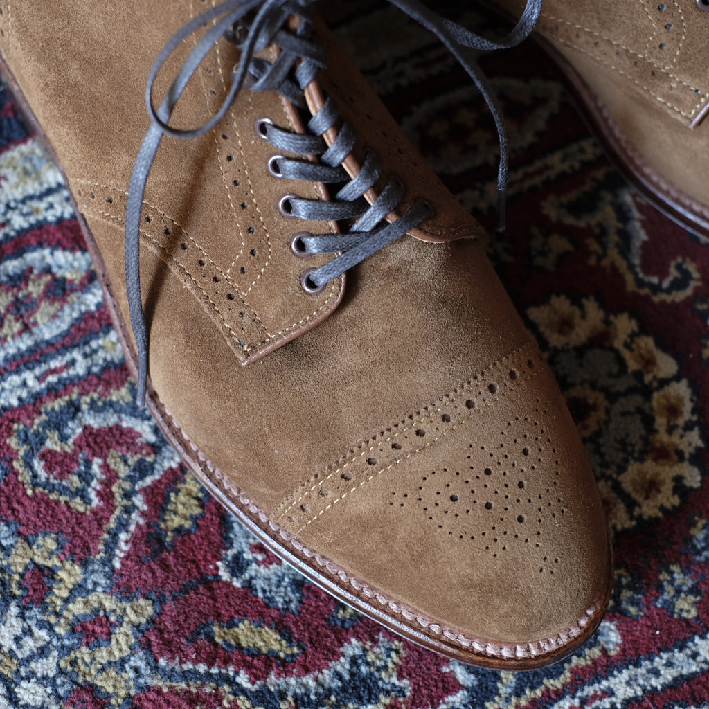 Alden x Brogue San Marco Boot