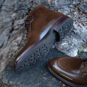 Carmina x Brogue Algonquin Boot