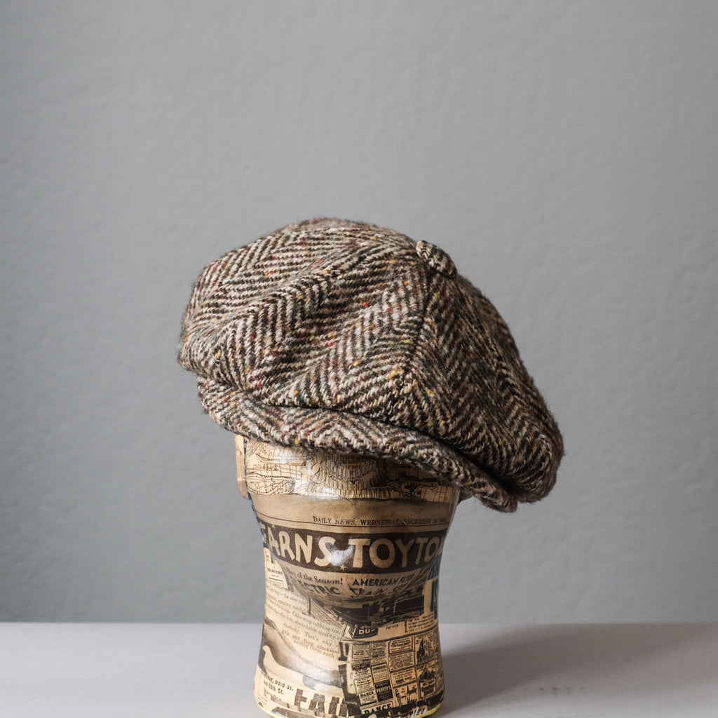 Lock & Co. Hatters Muirfield Tweed Cap