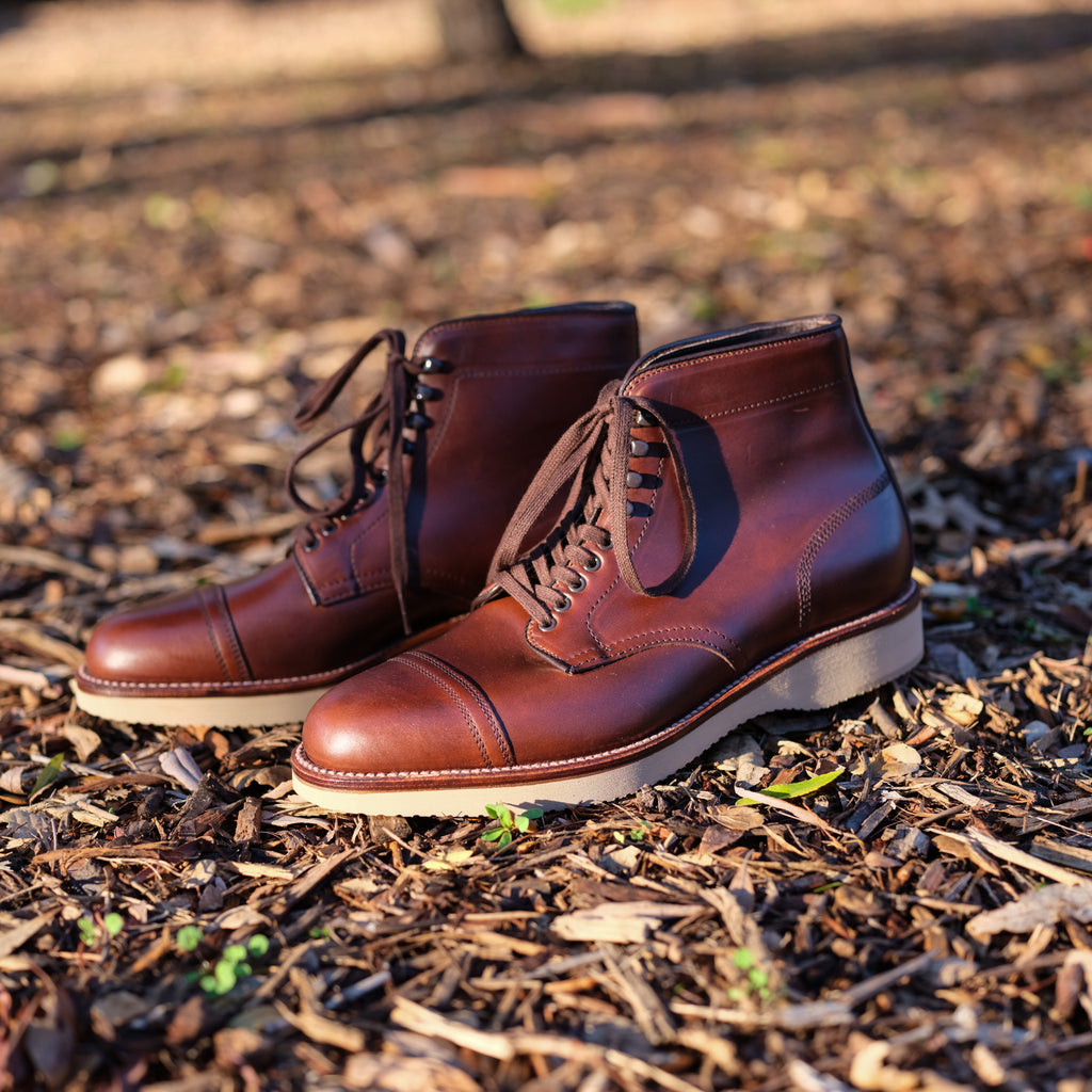 Alden x Brogue Jungle Boot (CXL Version)