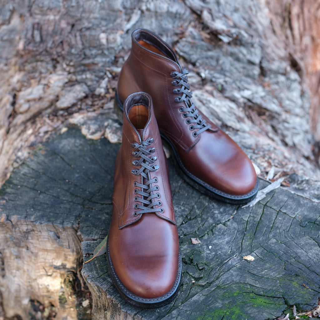 Alden x Brogue Contra Boot