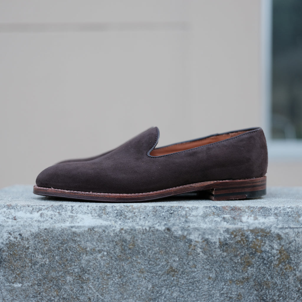 Alden x Brogue Lounge Slip-on (Pre-Order)