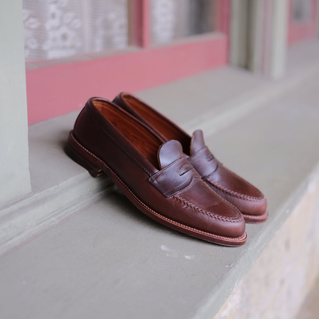 Alden Unlined Leisure Handsewn Penny Loafer