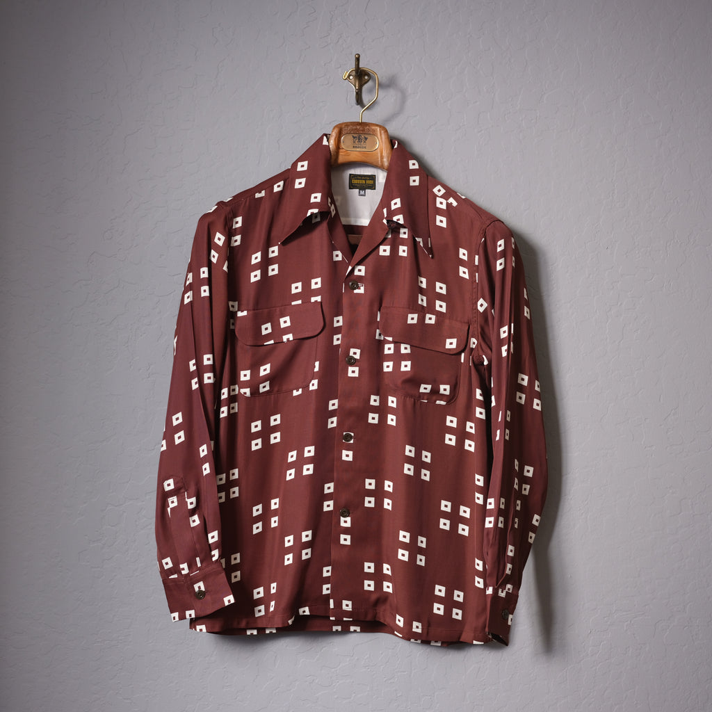 Groovin High -  Atomic Vintage Style Shirt