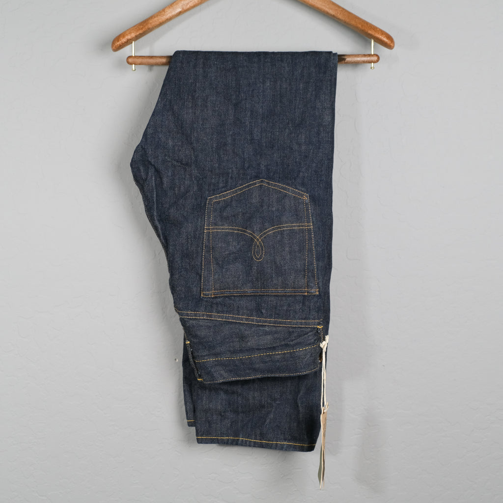 RRL Straight Fit Selvedge Denim ( American Woven Fabric )