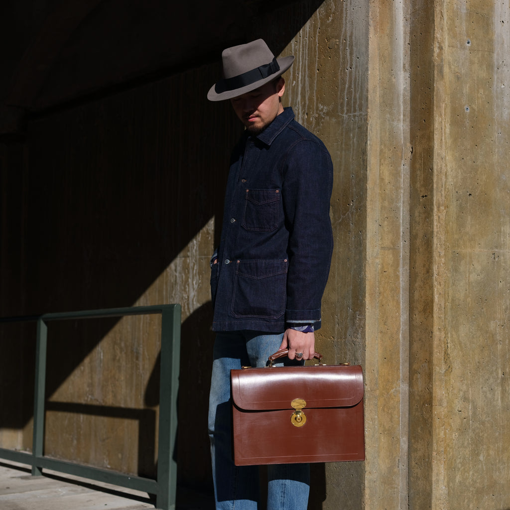 Rutherfords for BROGUE Flapover Briefcase