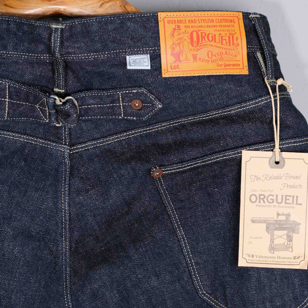 Orgueil OR - 1066 13oz Tailor Denim