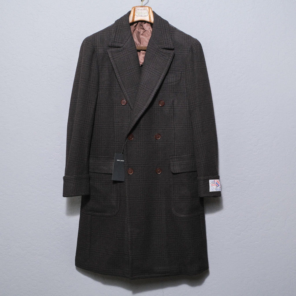 Ring Jacket Double Breast Polo Coat