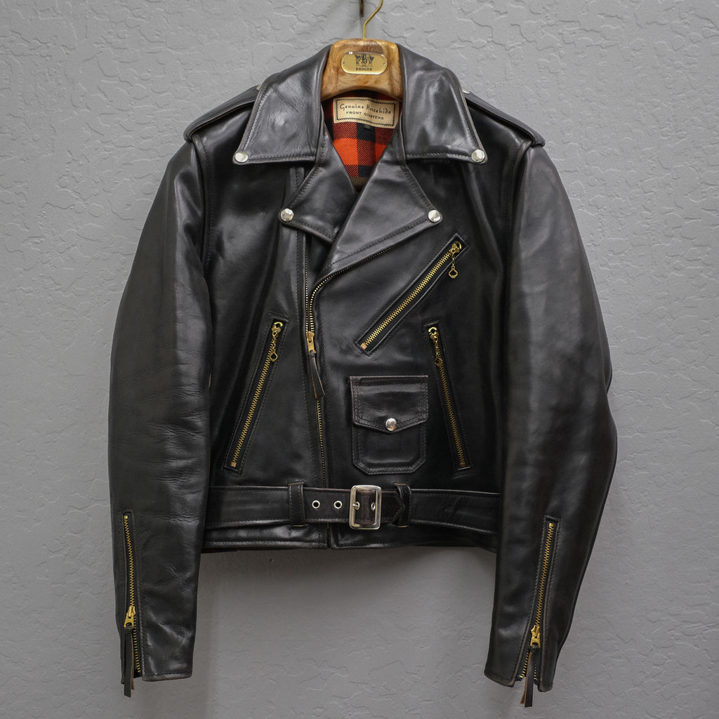 Aero Leather Indian Ranger Jacket