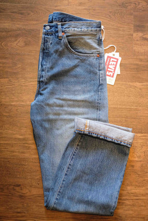 Levis Vintage Clothing 1955  501XX
