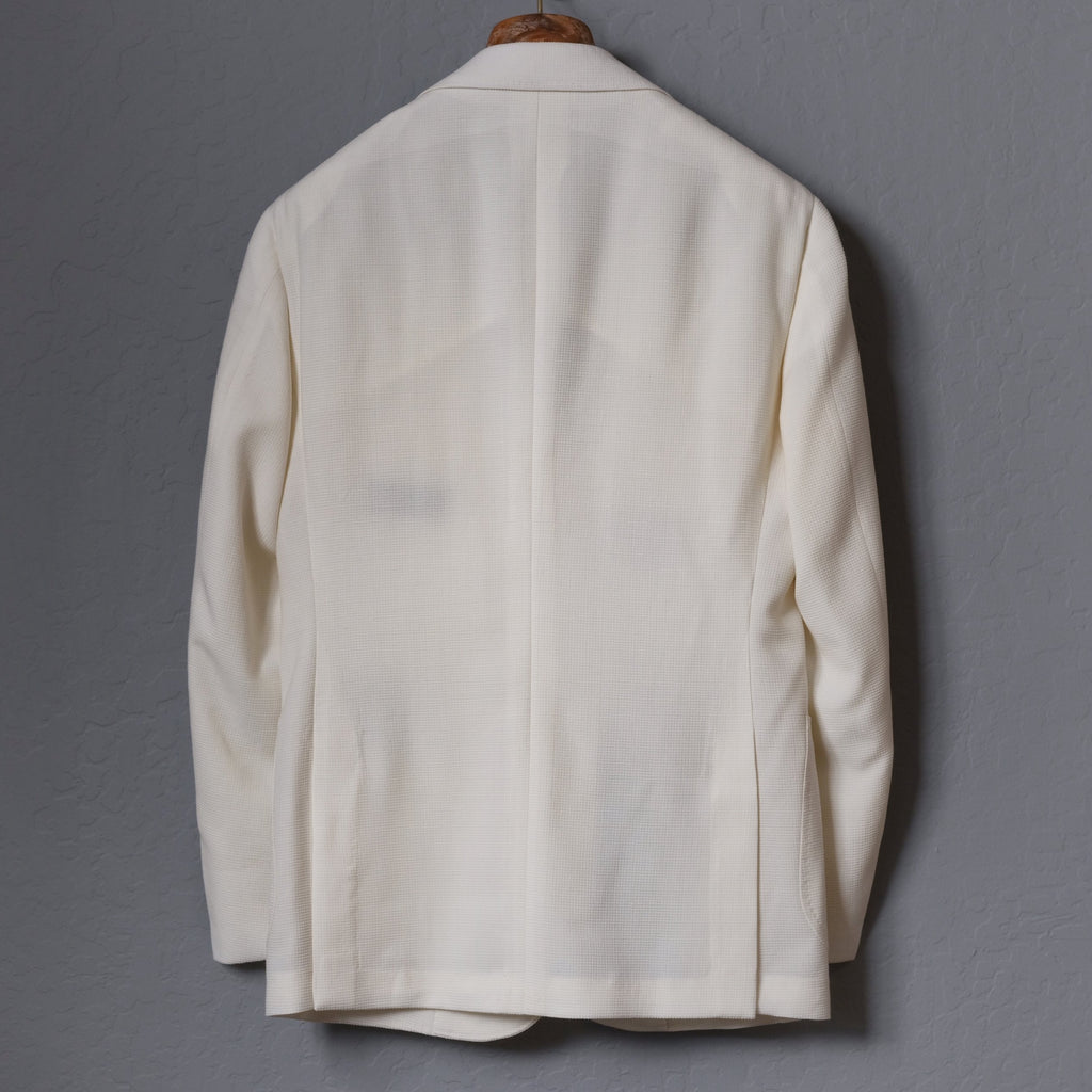 "RING JACKET Ivory ""Balloon"" Jacket"