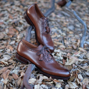 Carmina x Brogue Guillie Shoe