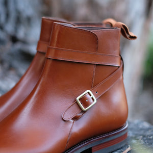 Carmina x Brogue Jodhpur Boot