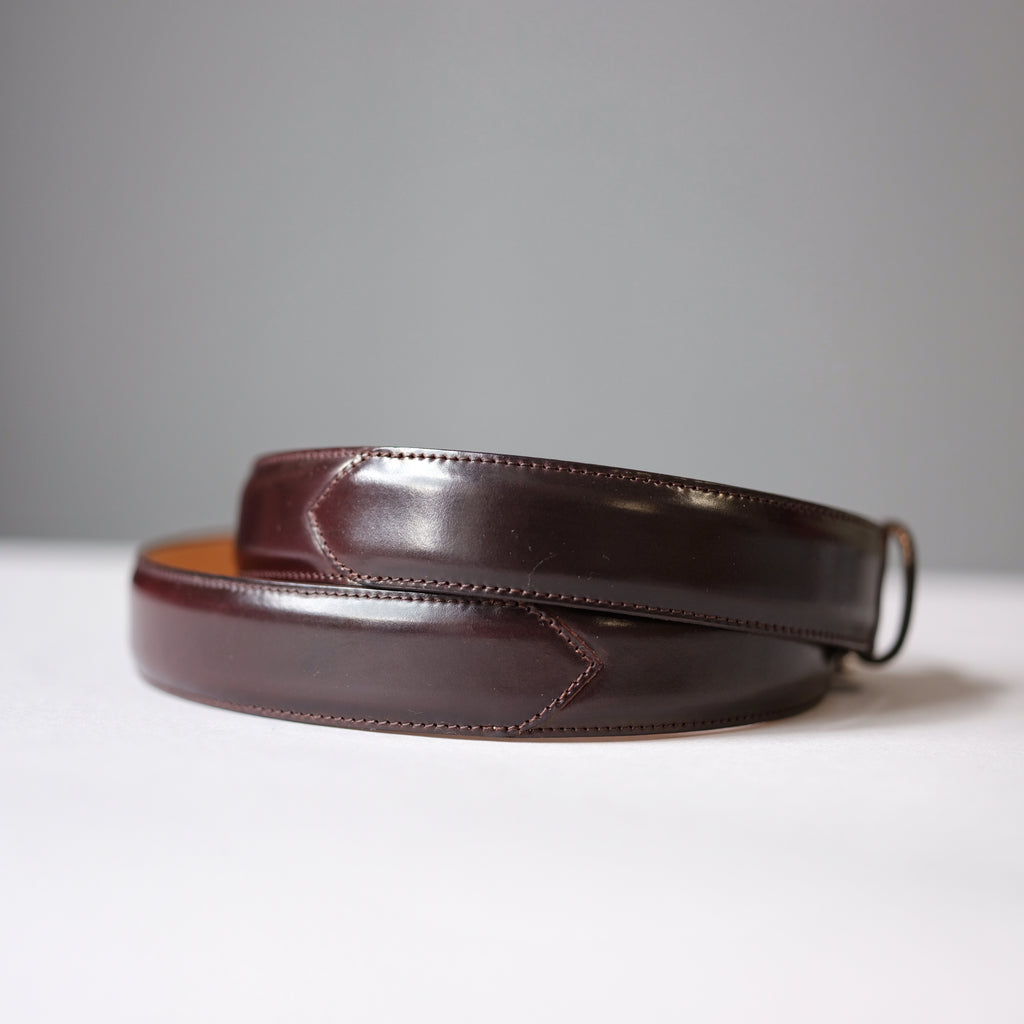 Kreis Color 8 Shell Cordovan Belt
