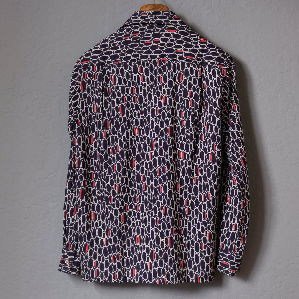 Groovin High - Vintage Atomic Style Box Shirt