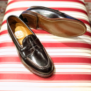 Alden x Brogue Milano Loafer