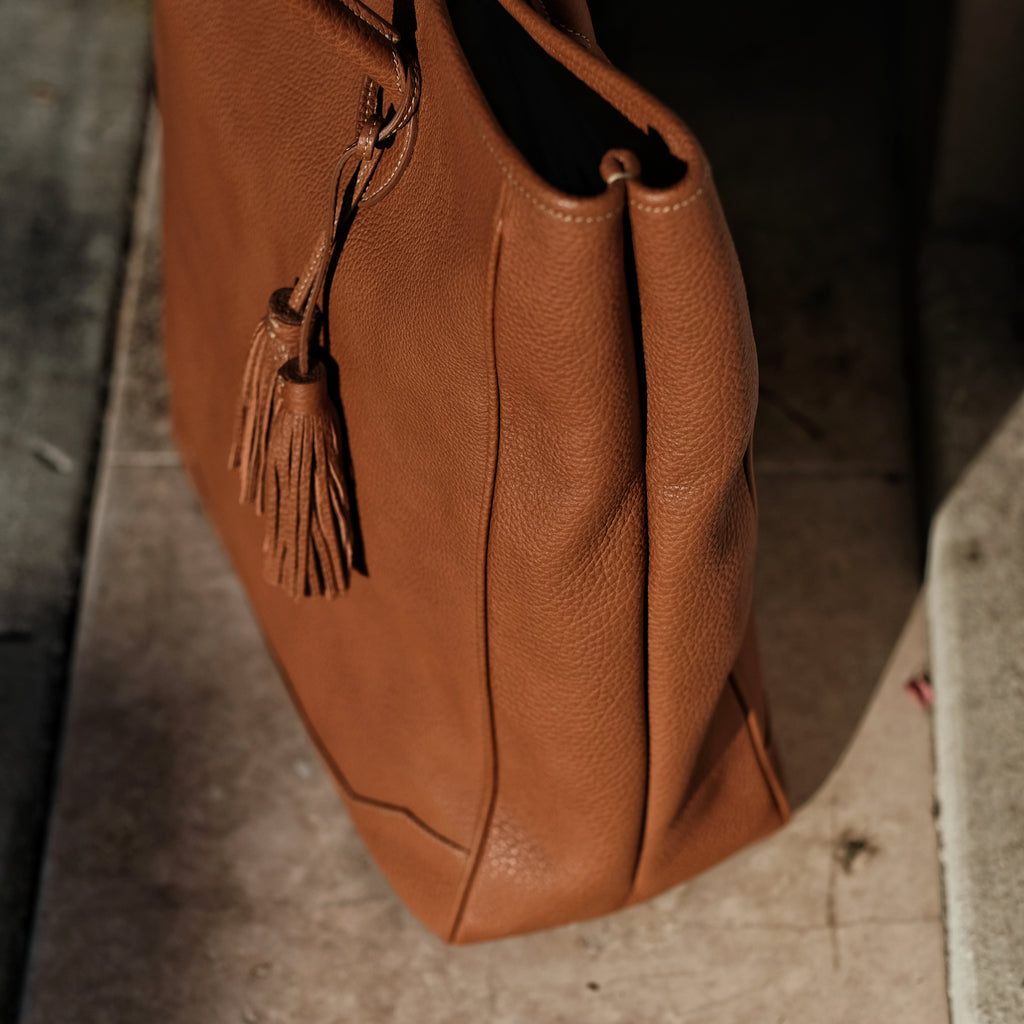 Acate - Sirocco Tote Bag (Brown)
