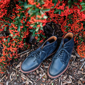 Alden x Brogue Hunter Boot