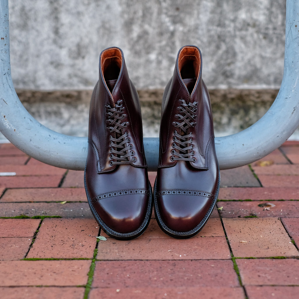 Alden 5ZP Army Boot