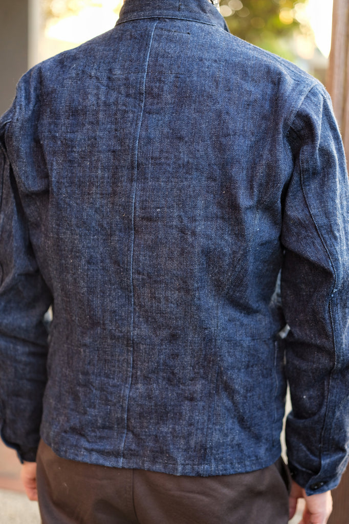 Mister Freedom Macano Jacket - HAWAII DENIM