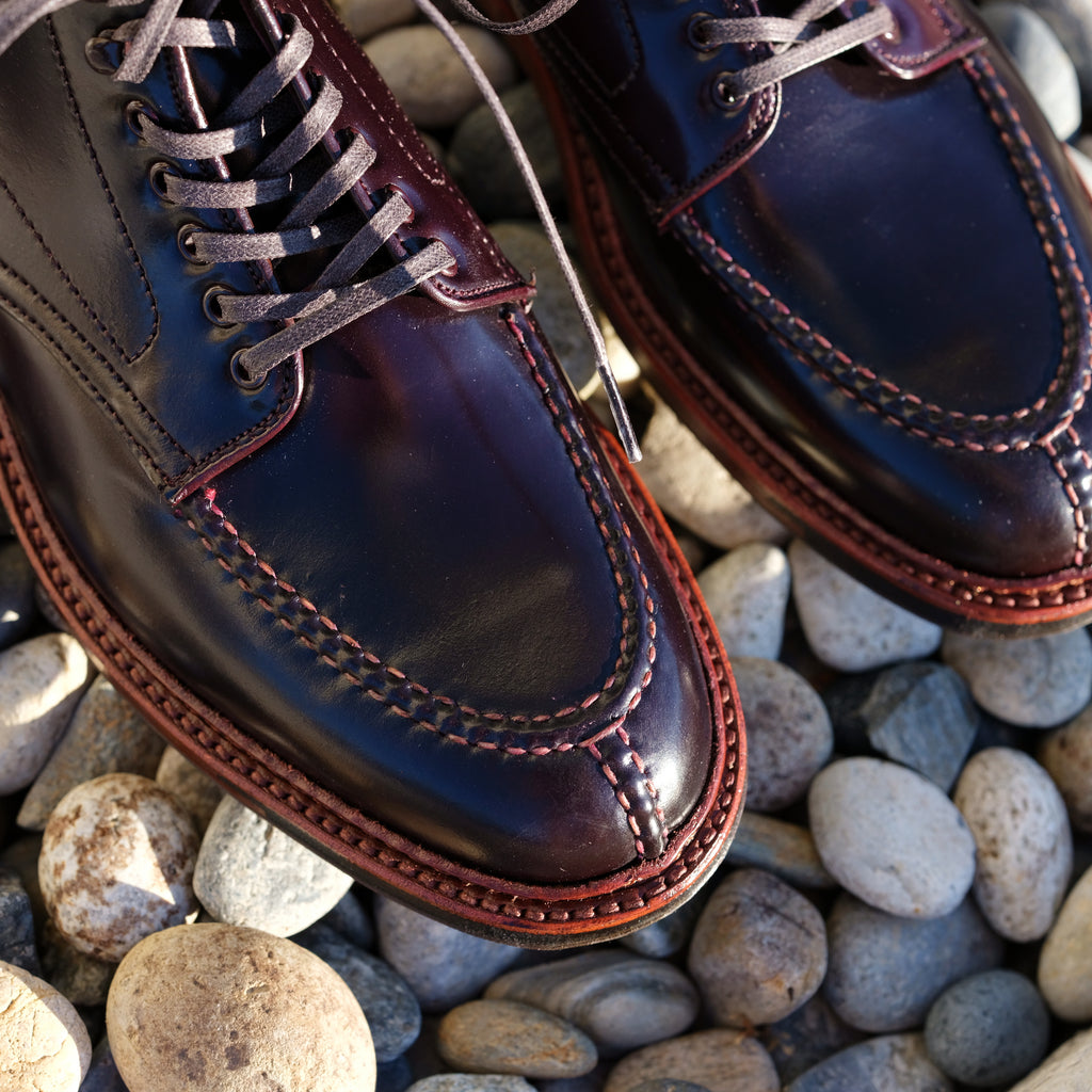 Alden x Brogue Tanker Boot