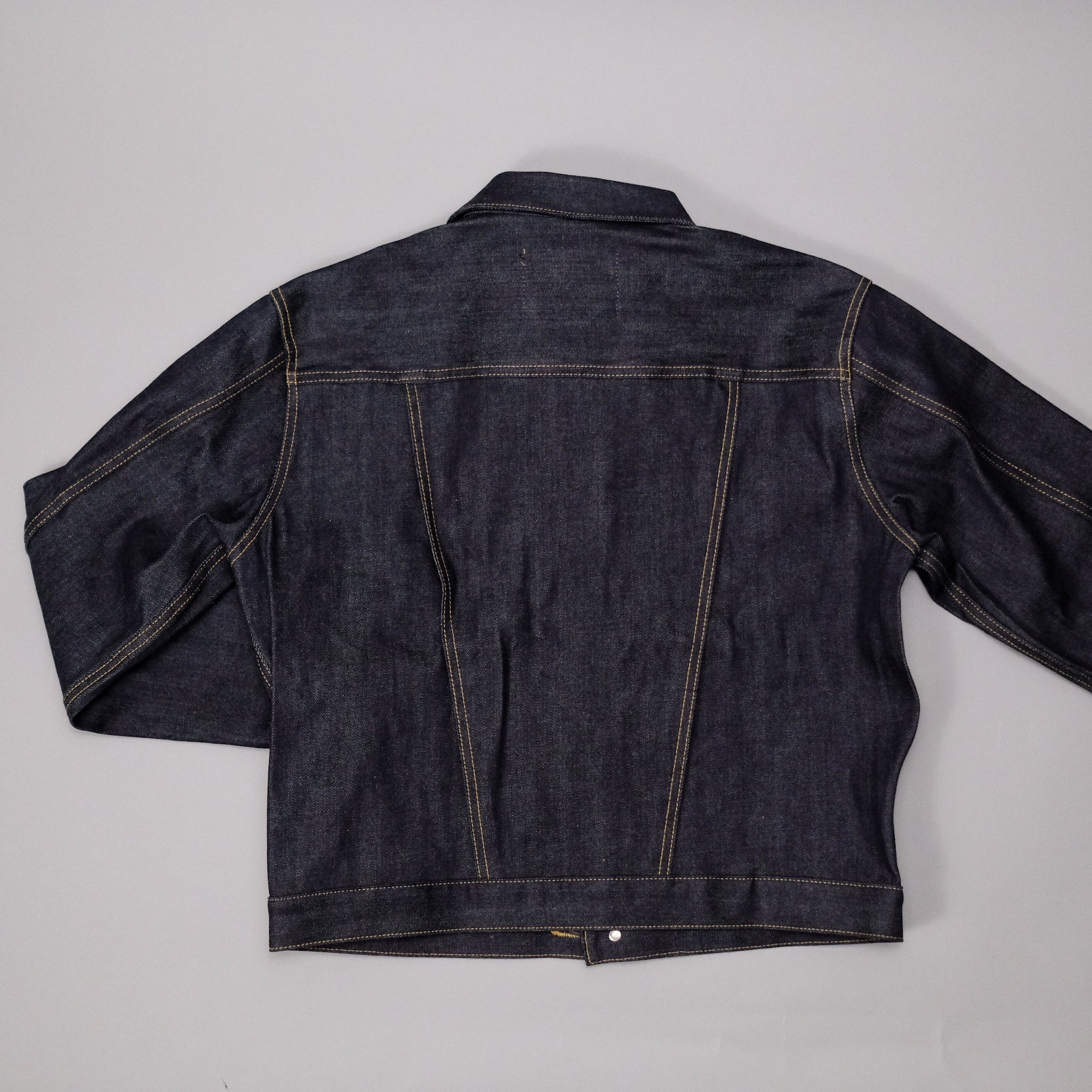 Groovin High Vintage Style Denim Jacket