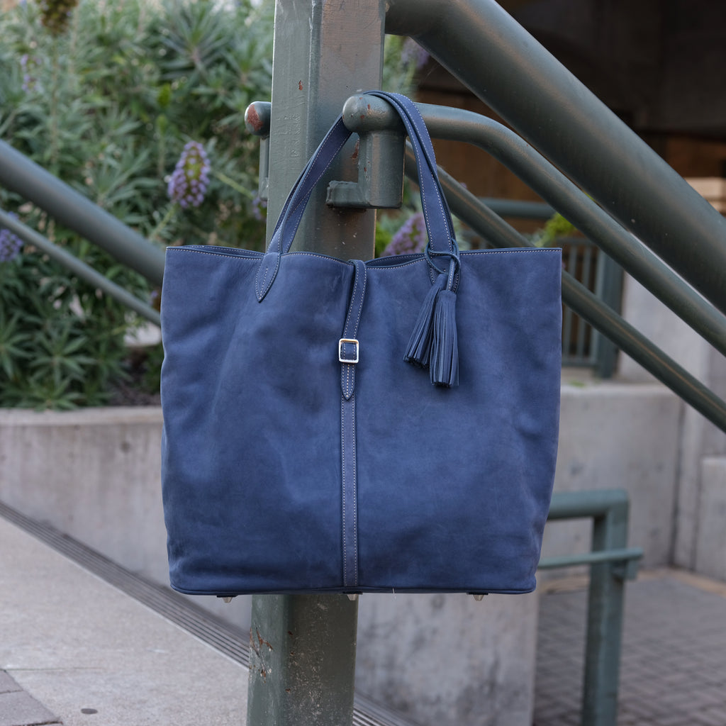 Acate -Kaus Tote Bag (Blue)