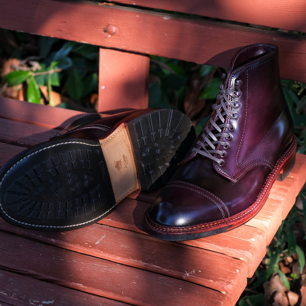 Alden x Brogue Normandy 2.0 Boot