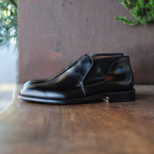 Alden x Brogue Slip-On Chukka