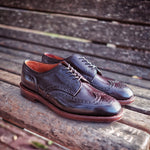 Alden Short Wing Blucher