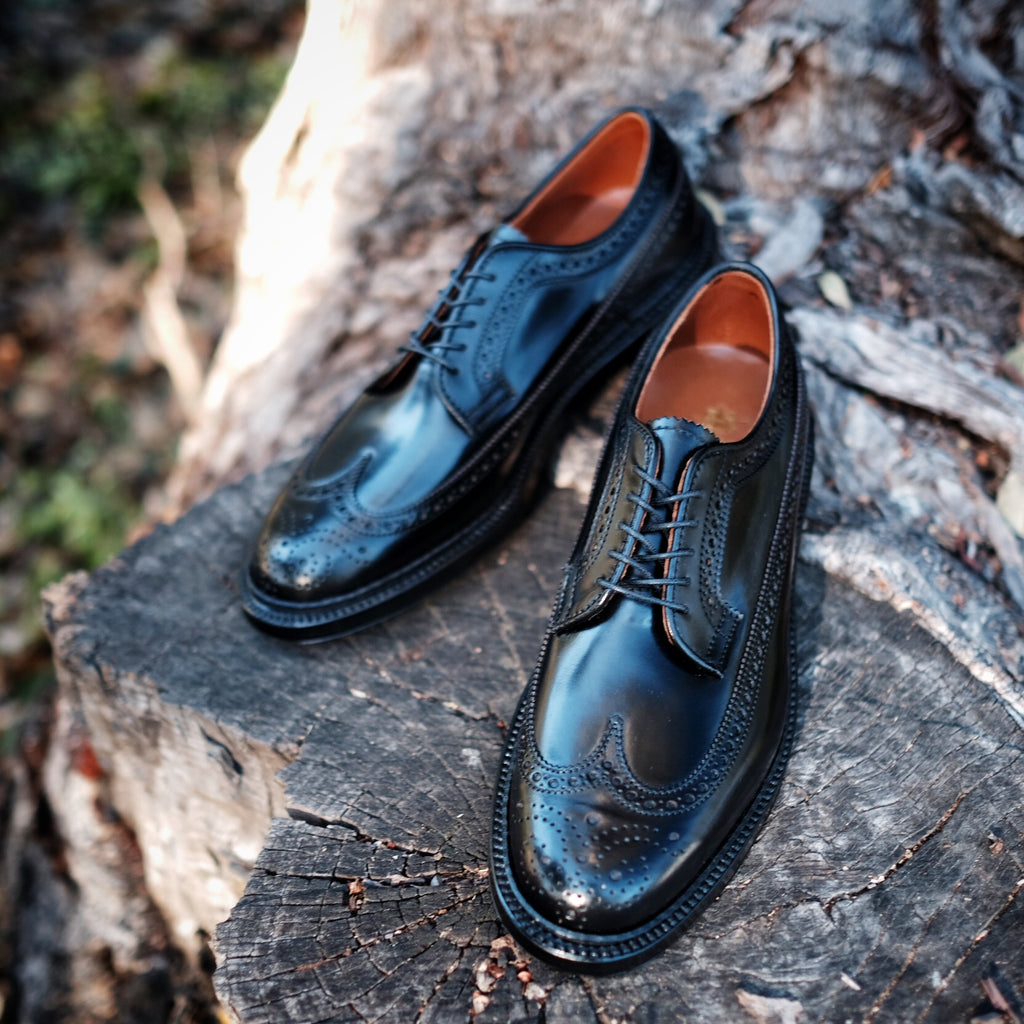 Alden Long Wing Blucher #9751