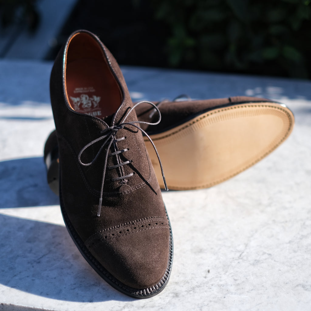 Alden x Brogue Howard Oxford