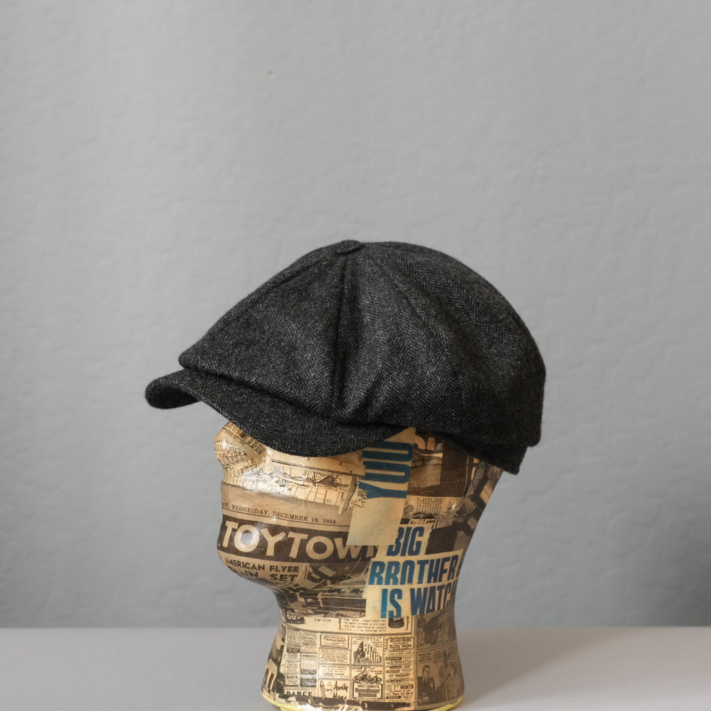 Lock & Co. Hatters Cashmere Newsboy cap