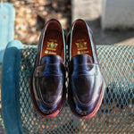 Alden x Brogue Vienna Loafer