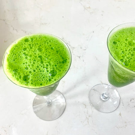 Collagen Parsley Ginger Green Juice
