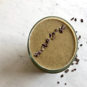 Cofo Chocolate Almond Butter Smoothie