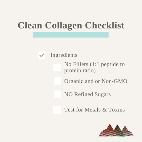 whats in your collagen