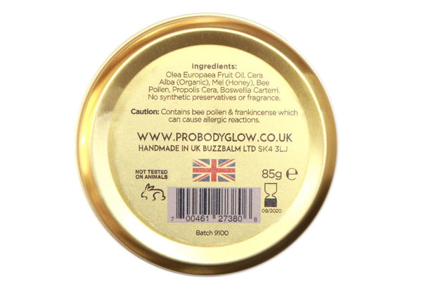 PRO BODY GLOW - High Shine Beauty Balm for Women and Men (85g)