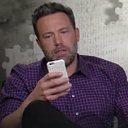 Ben Affleck with a alara Case