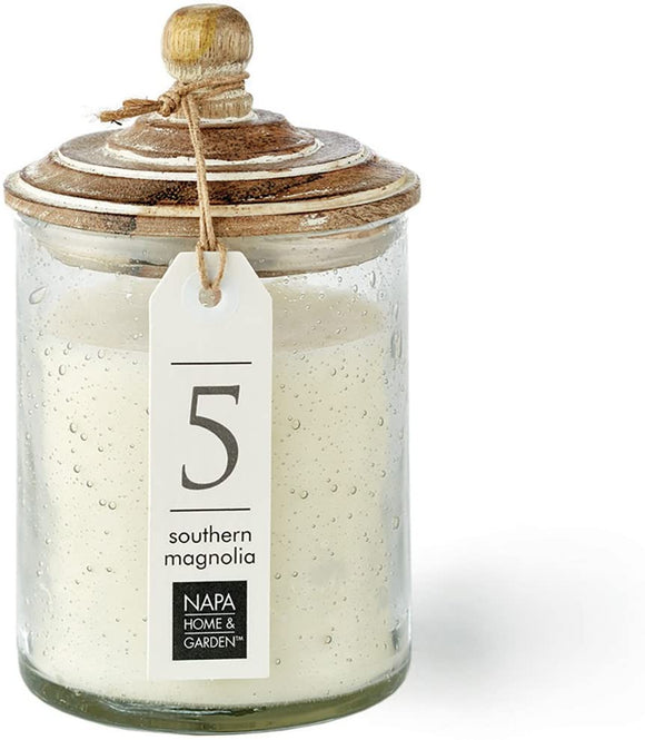 Gray Oak Soy Wax Candle