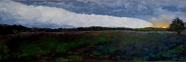 "Cold Front 32""x12"""