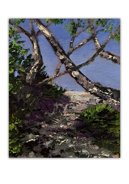 "Grayton Beach No. 1 8""x10"""