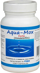 Aqua Mox Forte - Amoxicillin - 500mg (100 Count). No prescription required.