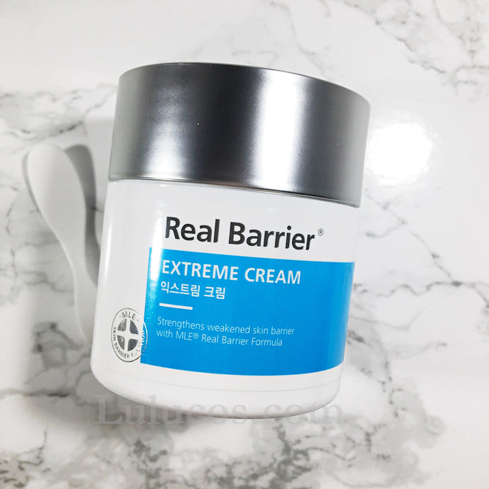 Review: Real Barrier Extreme Cream 50ml