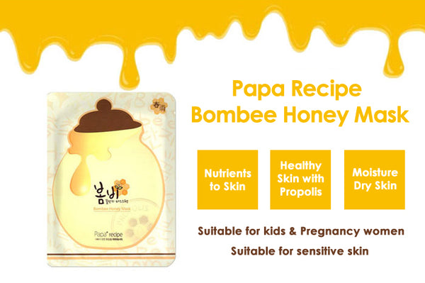 papa recipe bombee mask